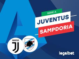 Mario Gago: Apuestas y cuotas Juventus - Sampdoria, Serie A 2020/21.