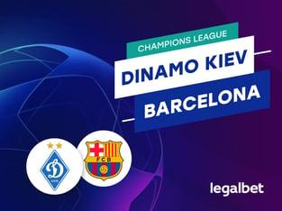 Antxon Pascual: Apuestas y cuotas Dinamo Kiev -Barcelona, Champions League 2020/21.