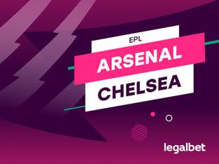 Legalbet.com: Premier League on Boxing Day: Chelsea vs. Arsenal.