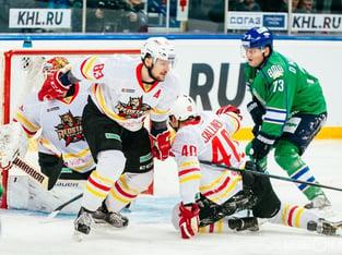 Archie23: «Красная Звезда Куньлунь» – «Салават Юлаев»: прогноз на регулярный сезон КХЛ.