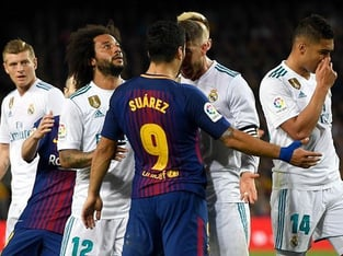 legalbet.ro: FC Barcelona - Real Madrid: prezentare cote la pariuri si statistici.