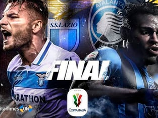 Максим Погодин: «Аталанта» - «Лацио»: прогноз на финал Кубка Италии. Рим и опыт победы в Кубке.