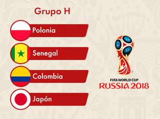 Legalbet.es: Análisis del Mundial de Rusia 2018: Grupo H.