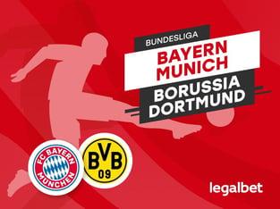 Rafa: Bayern Munchen- Borussia Dortmund: analiza si pariuri.