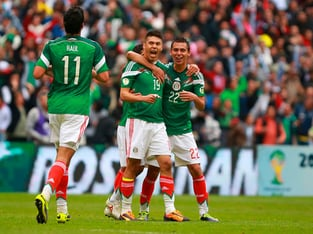 gradus: Южная Корея – Мексика. В шаге от плей-офф.