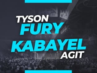 Legalbet.com.au: Tyson Fury vs. Agit Kabayel: Preview and Thoughts on the December Fight.