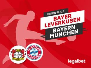 Rafa: Bayer Leverkusen – Bayern Munchen: ponturi pentru un super meci.