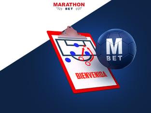 Legalbet.es: ¡Sólo en Octubre! Consigue un bono también con tu segundo depósito en Marathonbet.