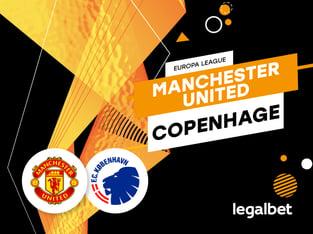 Antxon Pascual: Previa, análisis y apuestas Manchester United - Copenhague, Europa League 2020.