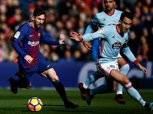 legalbet.ro: Celta Vigo - FC Barcelona: prezentare cote la pariuri şi statistici.