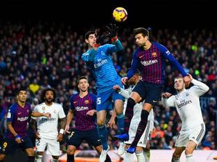 Максим Погодин: «Барселона» - «Реал» Мадрид: прогноз на первое Эль Класико сезона. Битва за независимость.