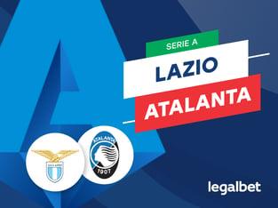 Mario Gago: Apuestas y cuotas Lazio - Atalanta, Serie A 2020/21.