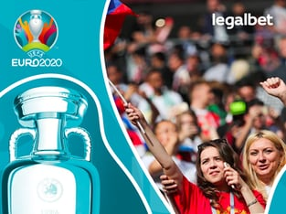 Legalbet.ru: Народный прогноз на Евро-2021: Россия займет 2-е место в группе.