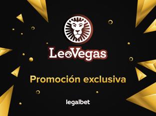 Promoción exclusiva LeoVegas - Potenciador de ganancias ¡hasta 5.000€!.