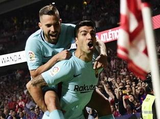 legalbet.ro: FC Barcelona - Atlético Madrid: prezentare cote la pariuri şi statistici.