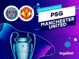 marcobirlan: PSG - Manchester United – cote la pariuri, ponturi si informatii.