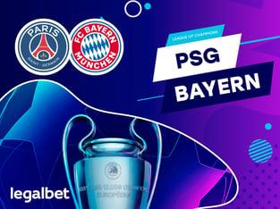 Legalbet.uk: 2020 Champions League: THE FINAL!.
