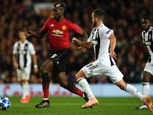 legalbet.ro: Juventus Torino - Manchester United: prezentare cote la pariuri si statistici.
