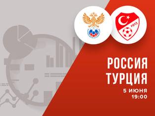Legalbet.ru: Россия – Турция: изучаем статистику, выбираем ставки.