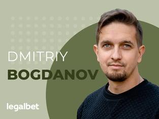Dmitry Bogdanov: Dmitry Bogdanov: