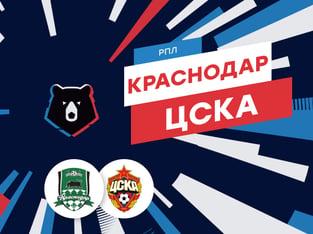 Максим Погодин: «Краснодар» – ЦСКА: оцениваем клубы в свете приближающихся еврокубков.