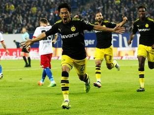 legalbet.ro: Borussia Dortmund - Hamburger SV: prezentare cote la pariuri şi statistici.