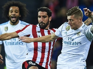 legalbet.ro: Real Madrid - Athletic Bilbao: prezentare cote la pariuri şi statistici.