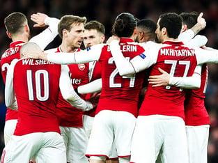 legalbet.ro: Arsenal Londra - Atlético Madrid: prezentare cote la pariuri şi statistici.