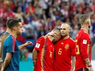 """TresCuartista: Análisis post partido España - Rusia: """"Coge tus pelotas, y vete""""."""