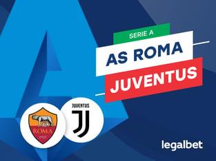 Mario Gago: Apuestas y cuotas Roma - Juventus, Serie A 2020/21.