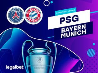 legalbet.ro: PSG vs Bayern- finala magica din Champions League.