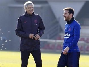Максим Погодин: «Барселона» - «Гранада»: прогноз на матч испанской Ла Лиги. Дебют Кике Сетьена.