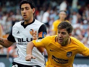legalbet.ro: Atlético Madrid - Valencia CF: prezentare cote la pariuri şi statistici.
