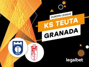 Antxon: Apuestas y cuotas Teuta - Granada, Europa League 2020/21.