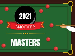 Legalbet.uk: Who will triumph in the 2021 Masters Snooker event?.