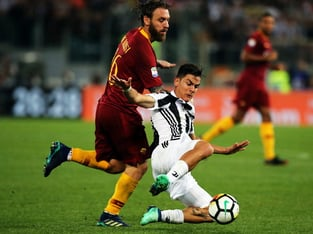legalbet.ro: Juventus Torino - AS Roma: prezentare cote la pariuri si statistici.
