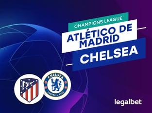 Antxon Pascual: Apuestas y cuotas Atlético de Madrid - Chelsea, Champions League 2020/21.