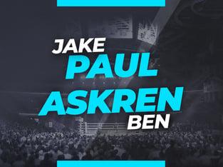 Legalbet.com: Jake Paul vs Ben Askren Odds and Fight Preview.