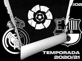 Legalbet.es: ¿Real Madrid o Barcelona? Apuestas para la temporada 2020/21 de La Liga.