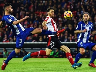 legalbet.ro: Deportivo Alaves - Athletic Bilbao: prezentare cote la pariuri si statistici.
