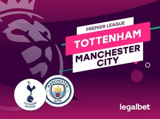 Antxon Pascual: Apuestas y cuotas Tottenham - Manchester City, Premier League 2020/21.