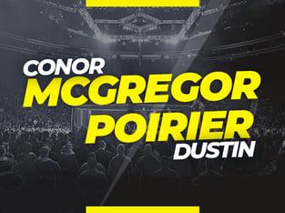 Legalbet.es: Apuestas McGregor vs Poirier: Cuotas y análisis del evento UFC 257.