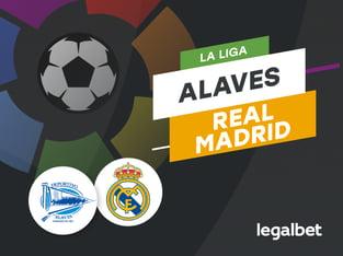 Cristian M: Alaves - Real Madrid: ponturi la pariuri pe total goluri.