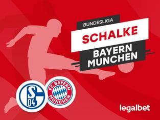 Rafa: Schalke - Bayern Munchen: analiza si ponturi pariuri.