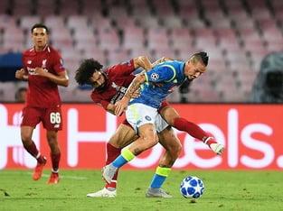 legalbet.ro: FC Liverpool - SSC Napoli: prezentare cote la pariuri si statistici.
