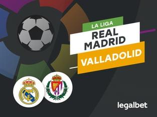 Rafa: Real Madrid vs Valladolid- cote, statistici si ce pariem aici.