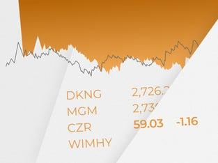 Legalbet.com: Sports Betting Stocks Report.