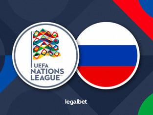 Legalbet.ru: Лига наций-2020/2021: сборная России – главный фаворит своей группы.