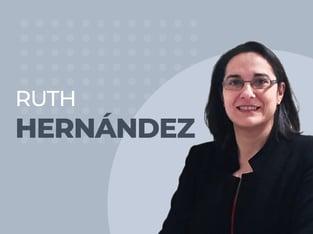 """Ruth Hernandez: Ruth Hernández: """"La verificación de los documentos no suele superar las 48 horas, pero hay que hacer otras revisiones antes de realizar el reintegro.""""."""