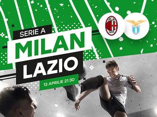 legalbet.ro: AC Milan - Lazio Roma: prezentare cote la pariuri si statistici.